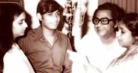 Anuradha Paudwal, Amit Kumar, Kishoreda & Ashaji
