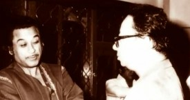 Kishoreda with Pancham