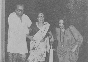 Preeti Ganguly( KK's niece and Ashok Kumar's daughter) reminisces Kishoreda